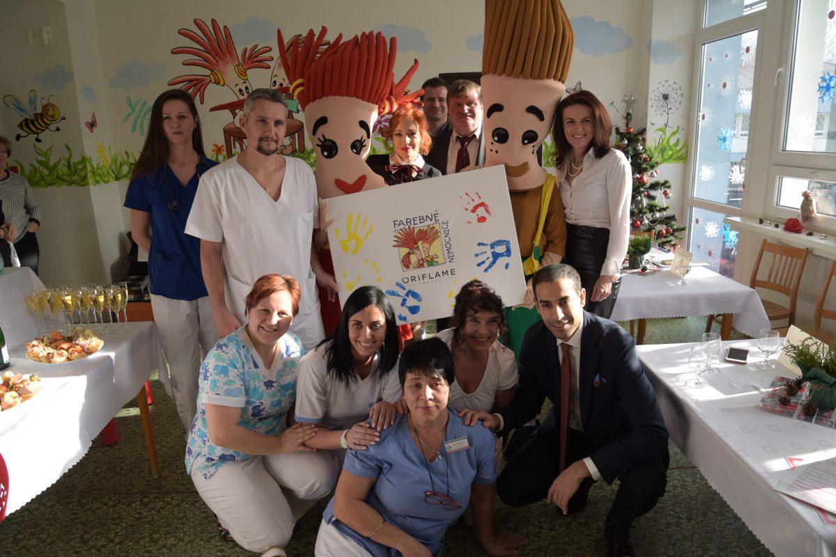 Projekt Farebné nemocnice